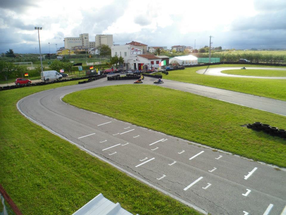 Circuito Ortona : Pista mini speed go kart pescara e ortona abruzzo