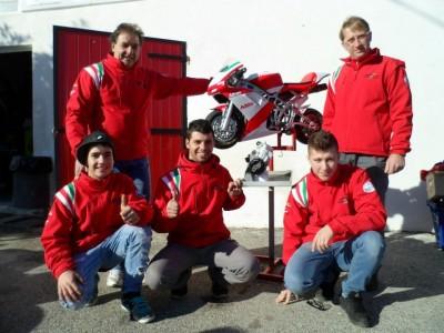 team mini speed 1